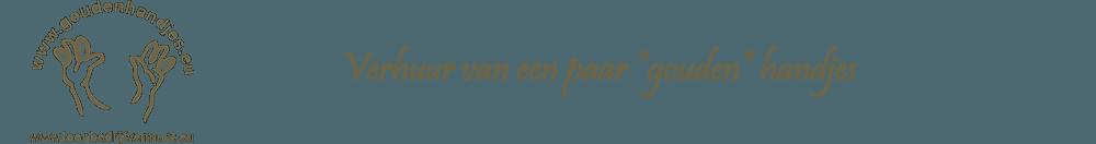 Gouden Handjes Logo